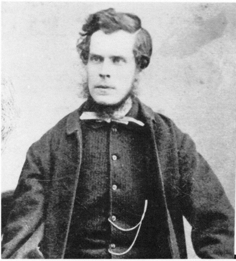 Thomas Scott husband of Jacobina Archibald