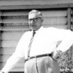 Reginald L. Simpson, son of May Simpson, nee Tress