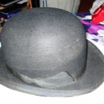 Tress and Co London Bowler Hat 1