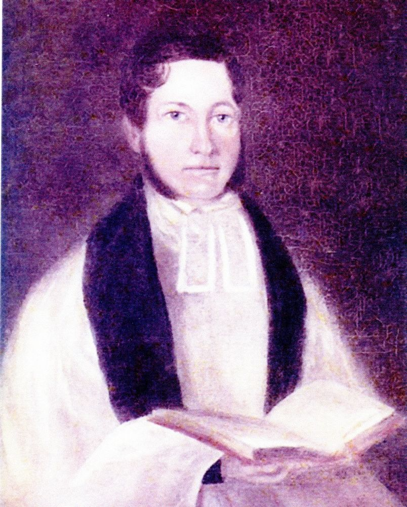 Thomas Beagley Naylor c.1840, Father of Charlotte Tress, Nee Naylor.